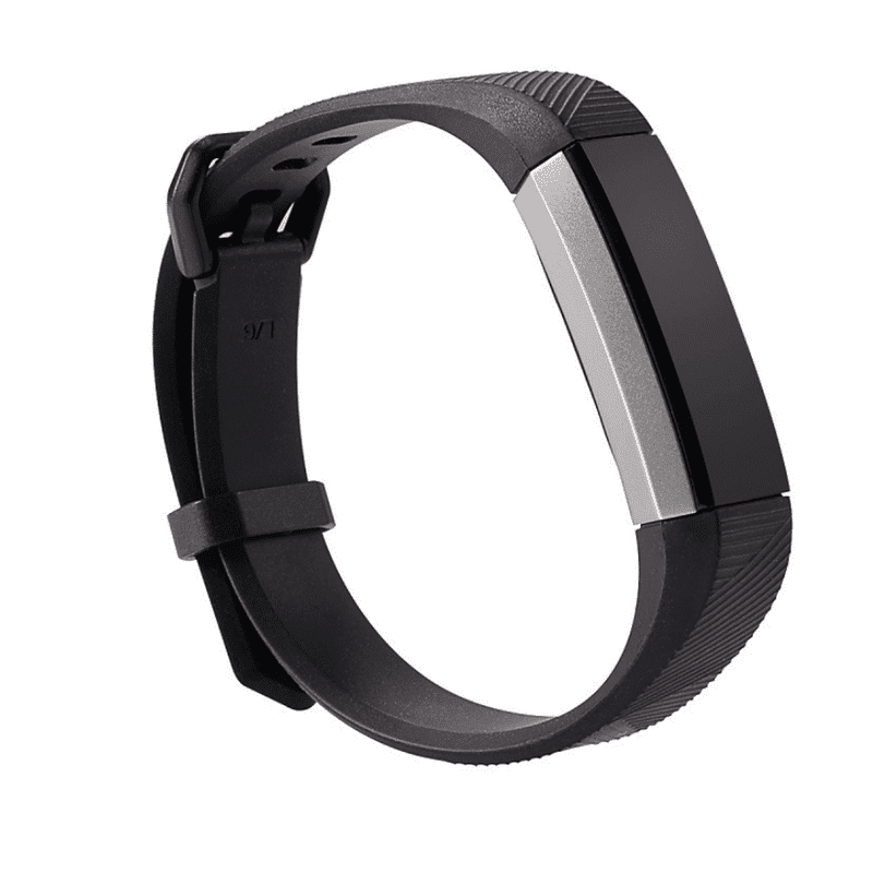Fitbit Alta bandje zwart - Fitbitbandje.nl