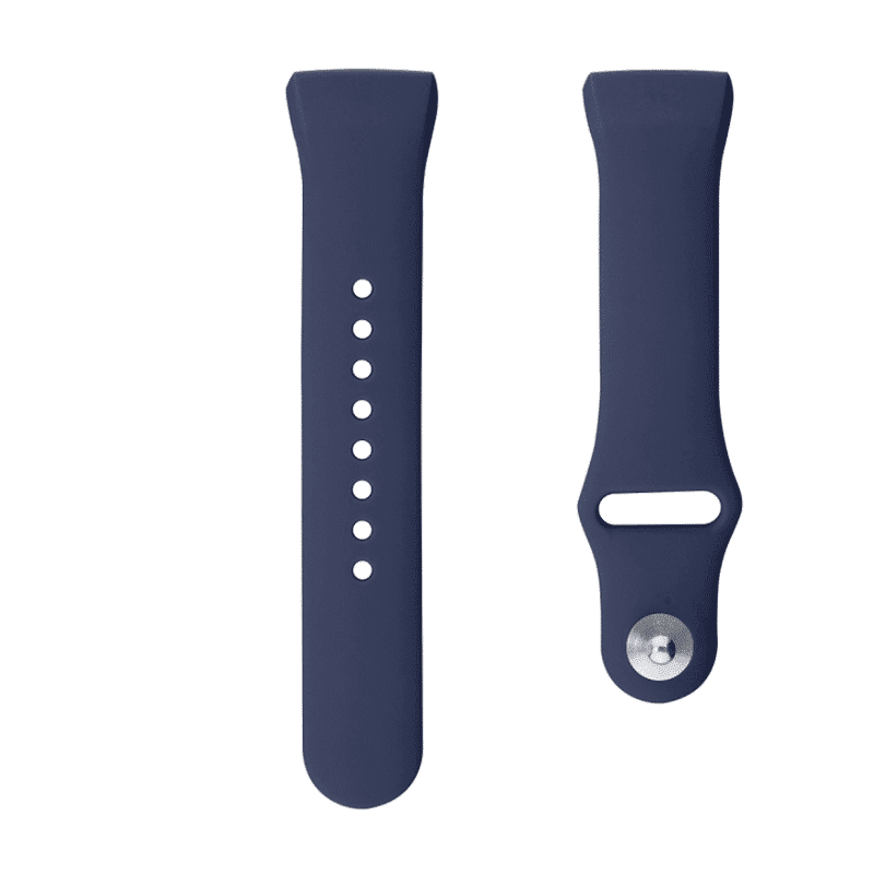 Fitbit Charge 3 bandje Marineblauw - Fitbitbandje.nl