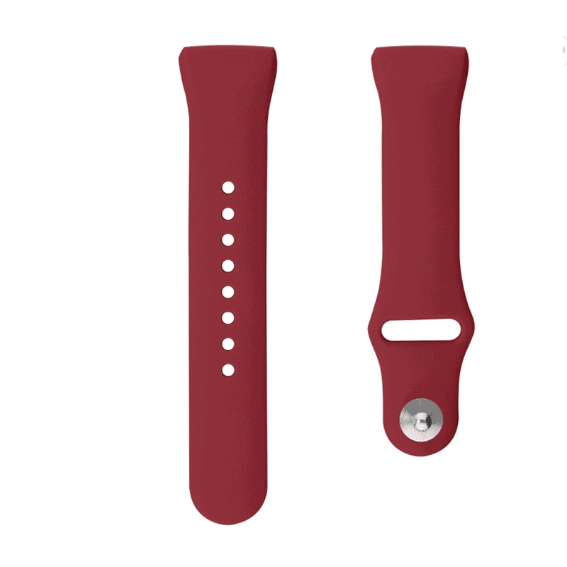 Fitbit Charge bandje rood - Fitbitbandje.nl