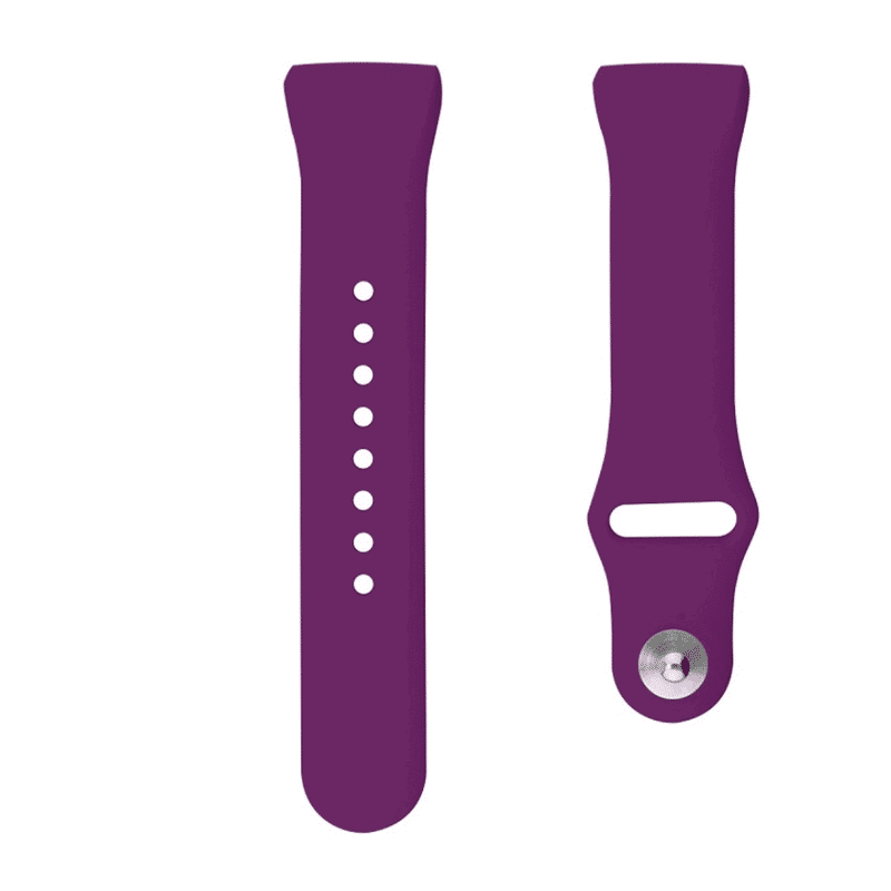 Fitbit bandje charge 3 Donkepaars - Fitbitbandje.nl