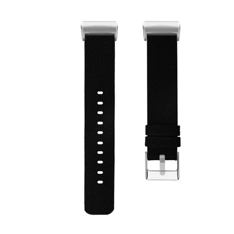 Fitbit bandje charge 3 -Zwart- Fitbitbandje.nl