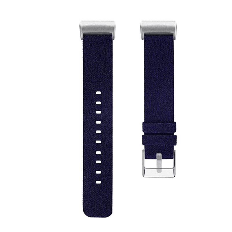 Fitbit bandje charge 3 nylon - Fitbitbandje.nl