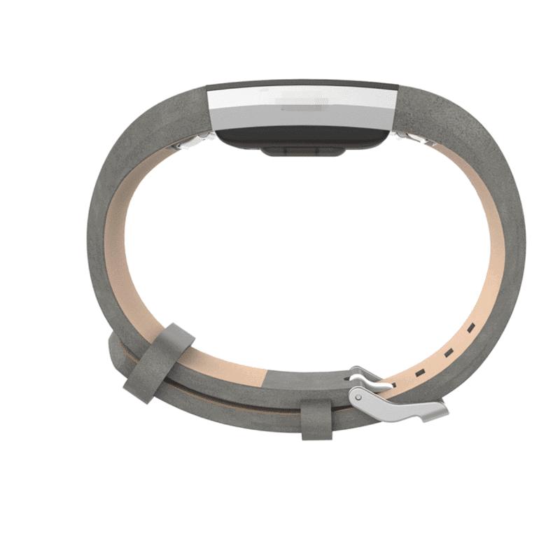 Fitbit charge 2 bandje grijs - Fitbitbandje.nl