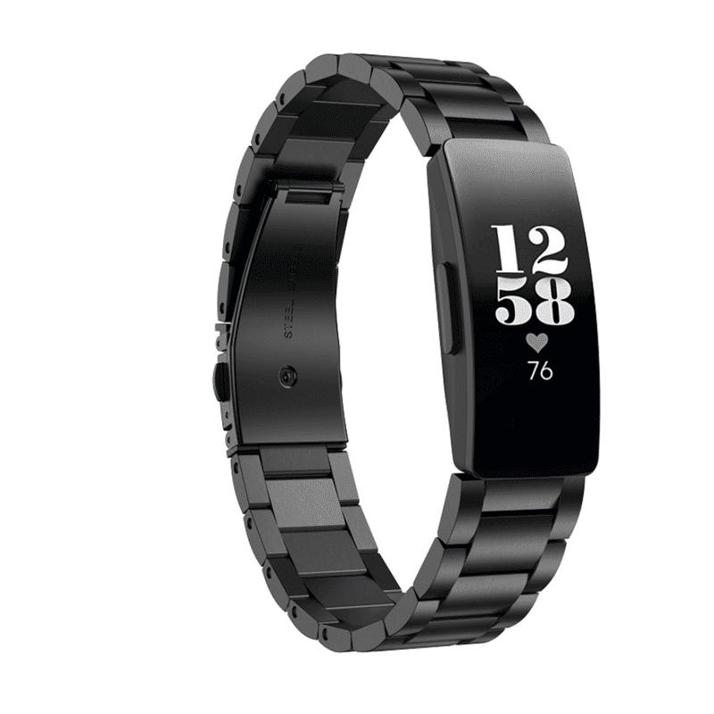 Fitbit inspire bandje zwart - Fitbitbandje.nl