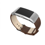 fitbit bandjes charge 2 leer donkerbruin – Fitbitbandje.nl