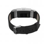 fitbit charge 2 bandje zwart leer – Fitbitbandje.nl