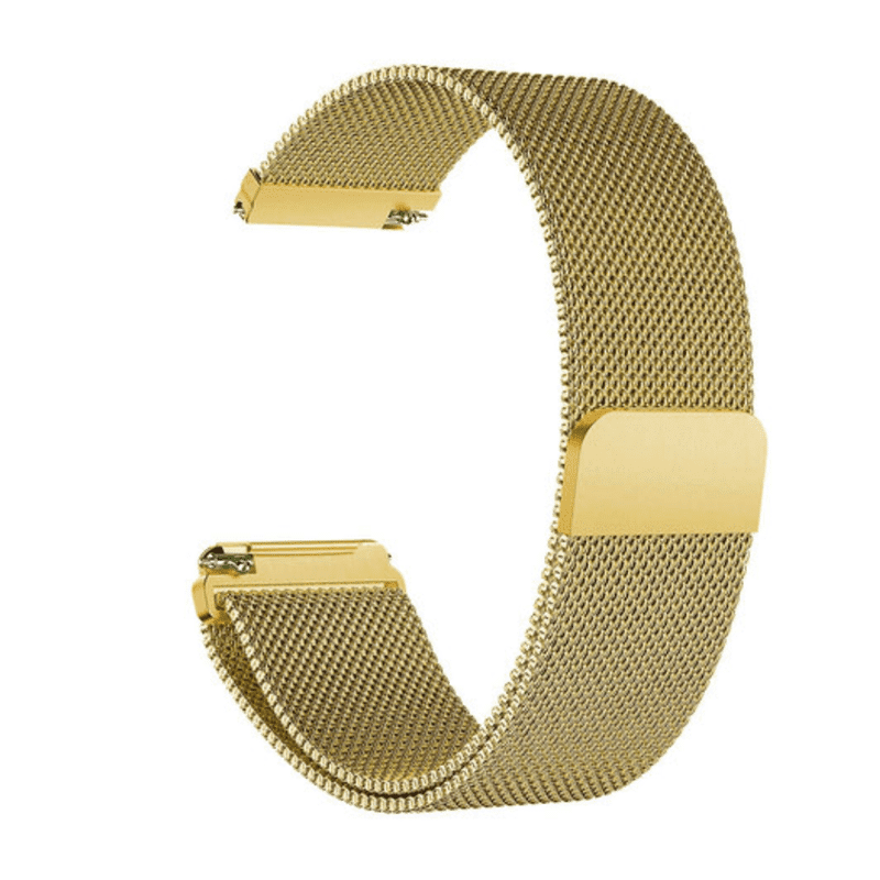 fitbit versa bandje milanees goud - Fitbitbandje.nl