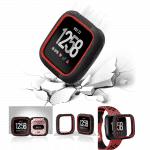 screen protector fitbit versa zwart rood – Fitbitbandje.nl