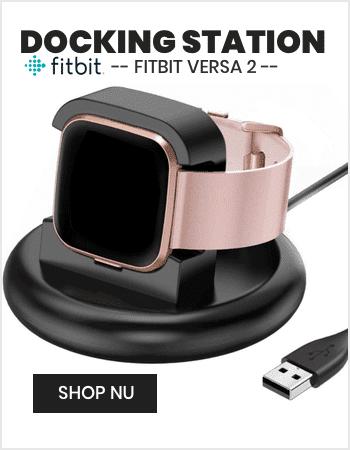 docking station fitbit versa 2 - FItbitbandje.nl