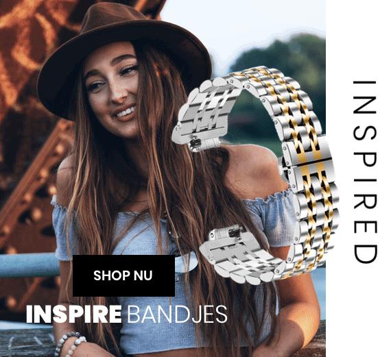 fitbit inspire hr bandjes - Fitbitbandje.nl